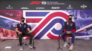 70th Anniversary GP: Red Bull presser