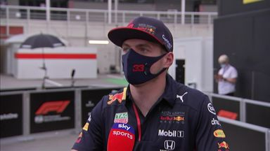 Verstappen: Silverstone win came as shock