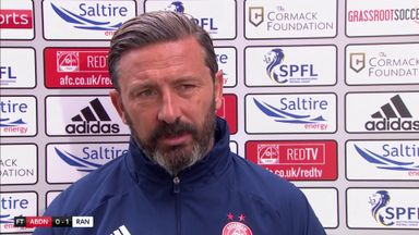 McInnes disappointed with end product