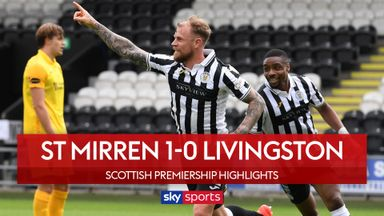 St Mirren 1-0 Livingston