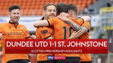 Dundee Utd 1-1 St Johnstone