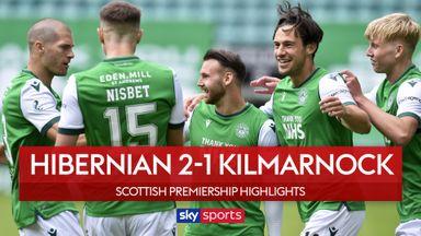 Hibernian 2-1 Kilmarnock