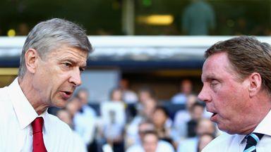 Merse: Redknapp a better tactician than Wenger
