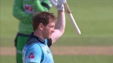 14th ODI hundred for Morgan as Eng take charge