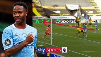 Sterling's PL Goals of the Season