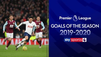 PL Goal of the Season contenders