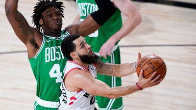 Celtics 112-100 Raptors