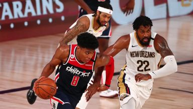 Wizards 107-118 Pelicans