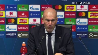 Zidane: We had our chances to beat City