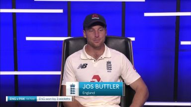 Buttler: We had a lot of belief