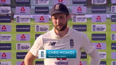 Woakes: Hard work in the nets paying off