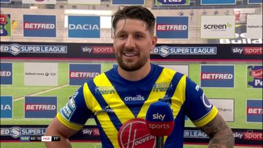 Widdop: Commited to Warrington