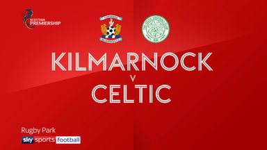 Kilmarnock 1-1 Celtic