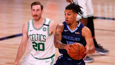 Celtics 122-107 Grizzlies
