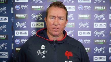 'We have to finish Super League season'