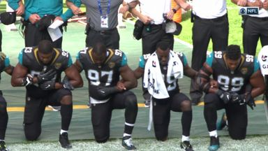 How the NFL will support Black Lives Matter