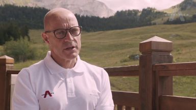 Brailsford 'very excited' about Team Ineos plans