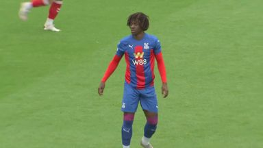 Eze makes Palace debut in Charlton win