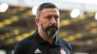 McInnes: Aberdeen have earned semi-final place