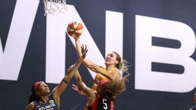 WNBA: Dream 80-96 Mercury