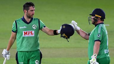 England vs Ireland: 3rd ODI highlights