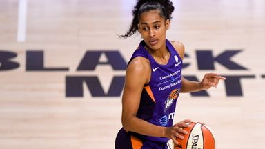 Diggins-Smith shines with 26