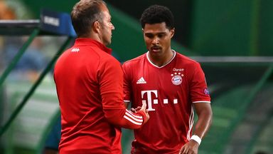 Flick: Gnabry close to being world class