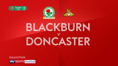 Blackburn 3-2 Doncaster