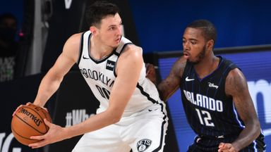 Nets 108-96 Magic