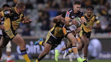 Brumbies 31-14 Western Force
