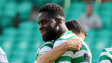 Foster: Edouard the top player in Scotland