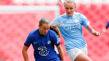 Sanderson: WSL the best in the world