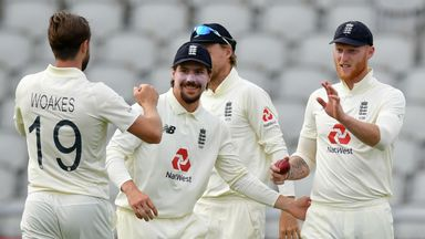 England vs Pakistan: Day three highlights