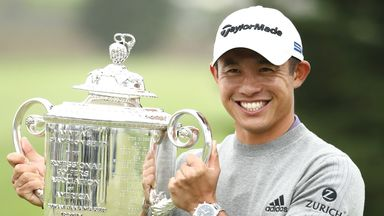Johnson backs Morikawa for Ryder Cup
