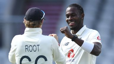 Root: Archer can't bowl fast every time