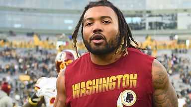 Washington release Guice after arrest