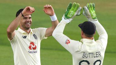 England vs Pakistan: Day one highlights