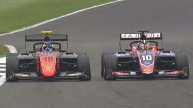 Last lap drama in F3!