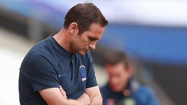 Lampard: We weren't good enough to win final