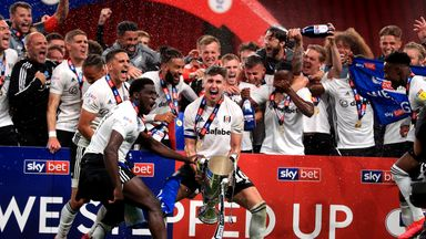 Cairney reveals Fulham karaoke celebrations