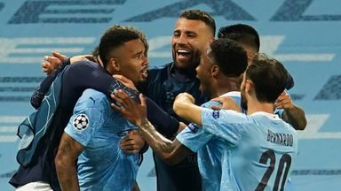 'City will be pleased it is Lyon in CL'