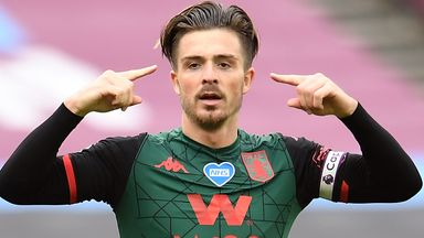 Grealish: I'm learning about captaincy