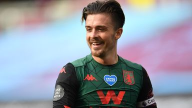 Grealish receives first England call-up