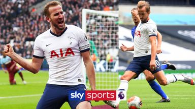 Kane's PL Goals of the Season