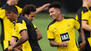 'Man Utd growing frustrated over Sancho deal'