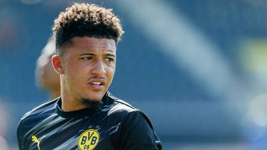 Sancho: I'm really happy at Dortmund