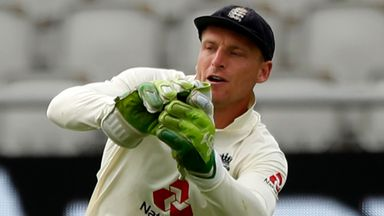 Buttler: My keeping must improve