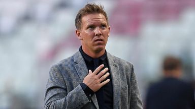 Nagelsmann: Complicated game for Man Utd