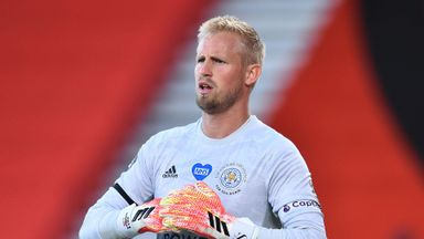 Transfer News: Schmeichel to Man Utd?