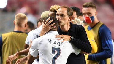 Tuchel: PSG deserved late win